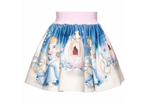 Monnalisa Monnalisa Skirt Cinderella