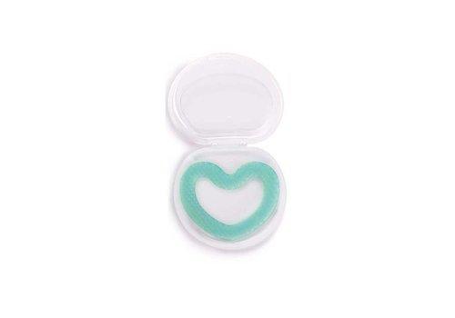 Suavinex Suavinex Teether Silicone Heart Green