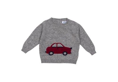 Aletta Aletta Sweater Auto Grijs