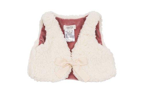 Aletta Aletta Gilet Wool White