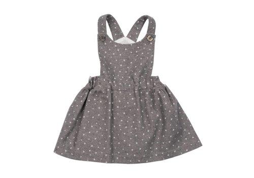 Aletta Aletta Dress Grey White Stars