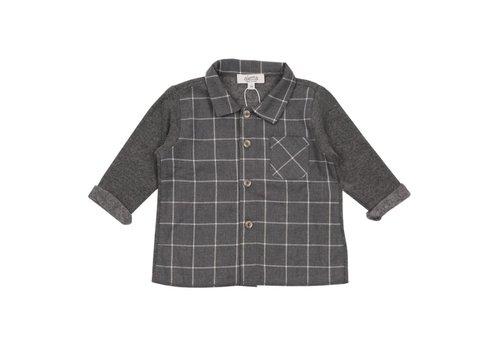 Aletta Aletta Shirt Grey Checkered