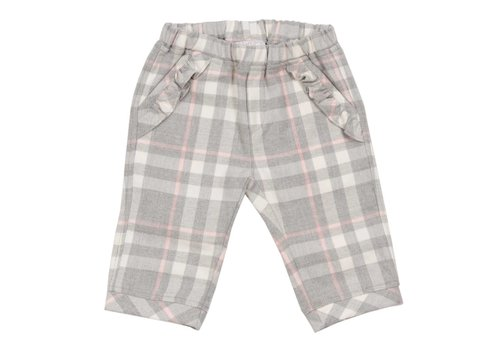 Aletta Aletta Pants Checkered Pink Grey