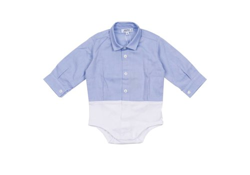 Aletta Aletta Body Shirt Blue