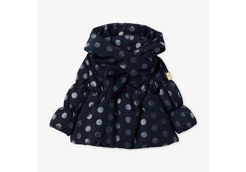 Liu Jo Liu Jo Coat Blue Spots