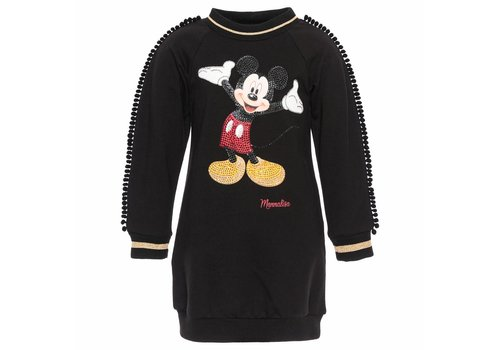 Monnalisa Monnalisa Sweater Dress Mickey