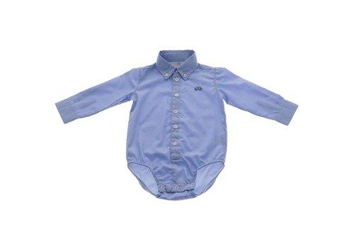 Natini Natini Bodyhemd Gentil Blue