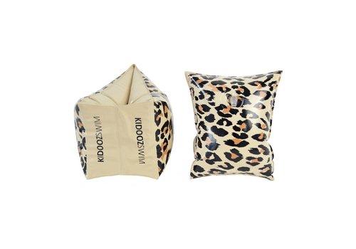 Kidooz Kidooz Zwembandjes Leopard