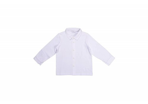 Il Gufo Il Gufo Shirt Wit