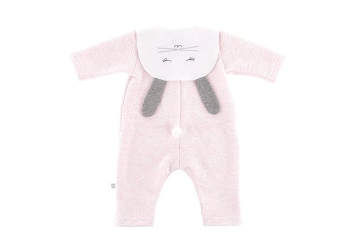 Theophile & Patachou Theophile & Patachou All In One Rabbit Pink