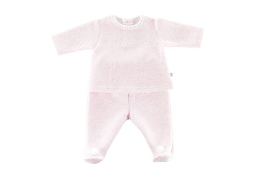Theophile & Patachou Theophile & Patachou Jersey BB + Broek Roze