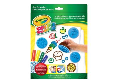 Crayola Crayola Color Wonder Scented Stamp Set