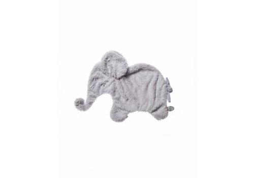 Dimpel Dimpel Cuddle Cloth Tuttie Elephant Oscar Long Hair Grey