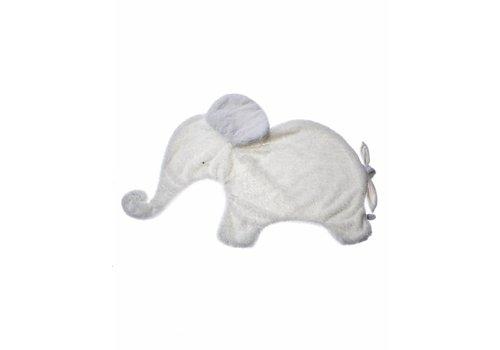 Dimpel Dimpel Cuddle Cloth XL Oscar White Moppie