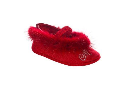 Monnalisa Monnalisa Ballerina Ruby Fur