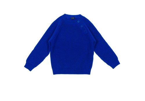 Il Gufo Il Gufo Sweater Bluette