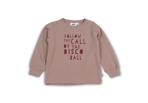 Cos I Said So Cos I Said So Long Sleeve T-Shirt Fawn Follow The Call Of The Disco Ball
