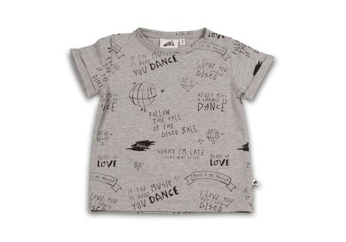 Cos I Said So Cos I Said So T-Shirt Allover Print Follow The Call Of The Disco Ball