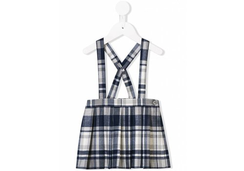Il Gufo Il Gufo Skirt Checkered