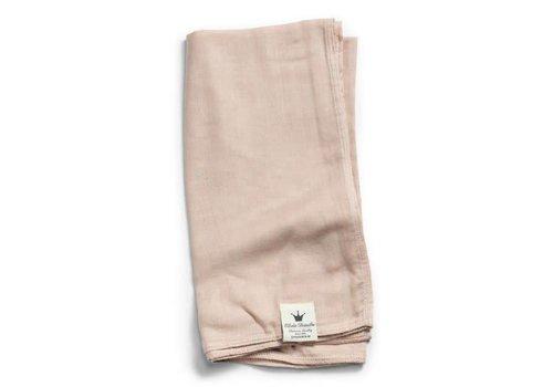 Elodie details Elodie Details Muslin Blanket Powder Pink