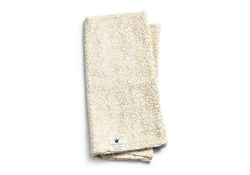 Elodie details Elodie Details Muslin Blanket Gold Shimmer