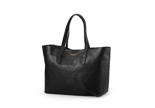 Elodie details Elodie Details Diaper Bag Leather Black