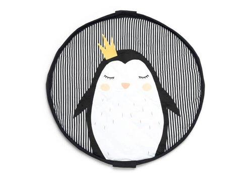 Play&Go Play & Go Opbergzak - Speelmat Soft Pinguin
