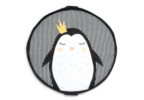 Play&Go Play & Go Storage Bag - Play Mat Soft Pinguin
