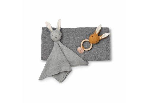 Liewood Liewood Baby Gift Grey Melange