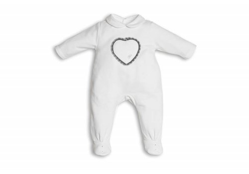 First First Combi Chic Hart Details Wit