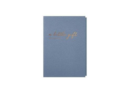 Papette Papette Wenskaart A Little Gift + Envelop