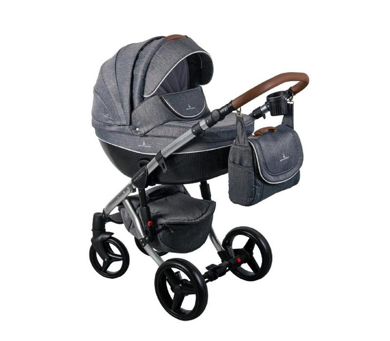 Theophile & Patachou Stroller Casual Grey
