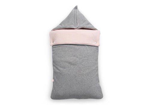 Coco & Pine Coco & Pine Angel Nest Maxi-Cosi Velours Pink