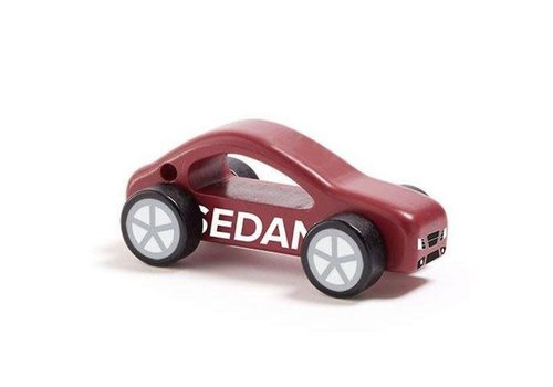 Kids Concept Kids Concept Wooden Car Sedan Aiden