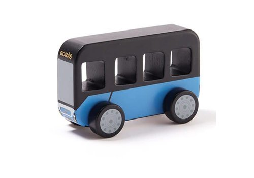 Kids Concept Kids Concept Wooden Toy Bus Aiden