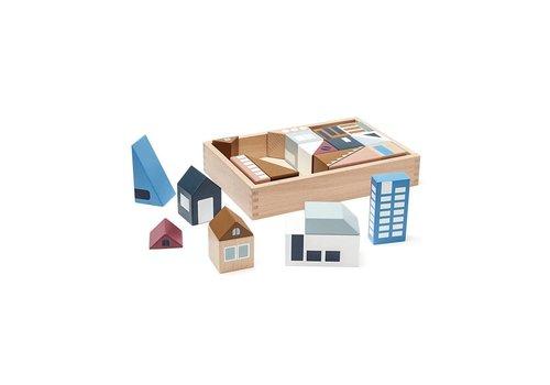 Kids Concept Kids Concept Wooden Toys City Aiden