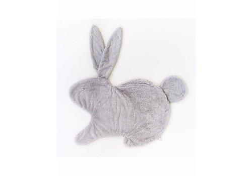 Dimpel Dimpel Cuddle Cloth XL Emma Grey