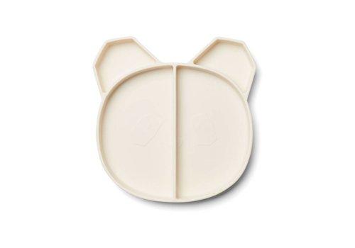 Liewood Liewood Multi Plate Panda Creme De La Creme
