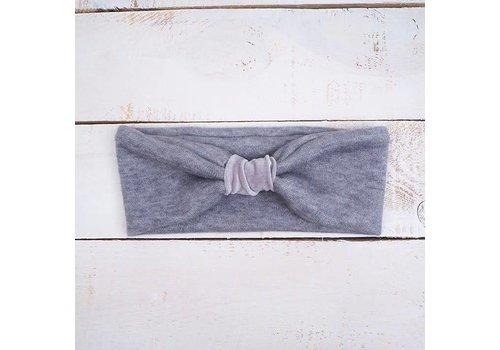 UL&Ka UL&Ka Headband Winter Grey