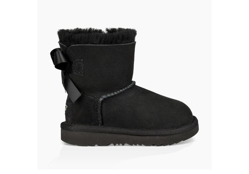 UGG UGG Mini Bailey Bow ll Black