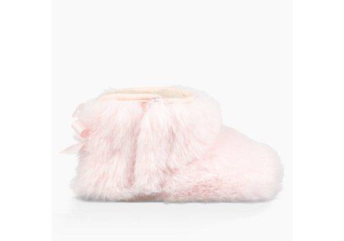 UGG UGG I Jesse Bow II Fluffy Pink