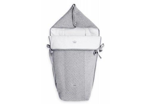 My First Collection First Baby Nest Pram 5 Point Seat Belt Grey