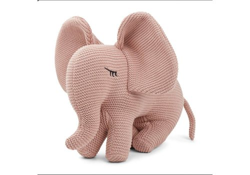 Liewood Liewood Knit Teddy Dextor Elephant Pink