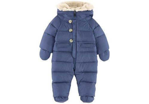 Il Gufo Il Gufo Snow Suit Denim Blue