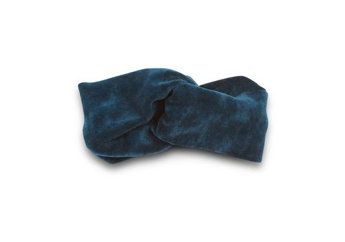 Cos I Said So Cos I Said So Headband Velvet Blue