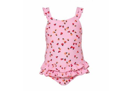 Sunuva Sunuva Badpak Ladybug Roze