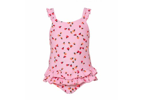 Sunuva Sunuva Swimsuit Ladybug Pink