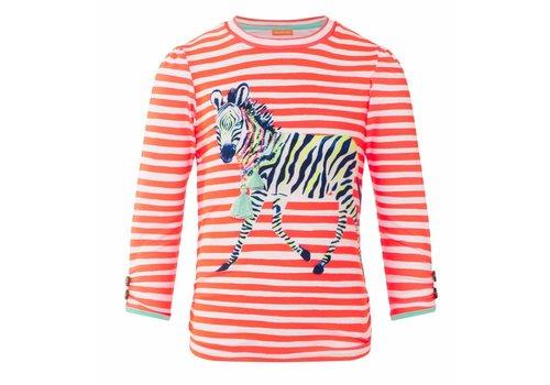 Sunuva Sunuva UV T-Shirt Zebra Coral