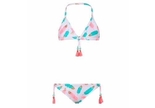Sunuva Sunuva Bikini Triangle Feathers