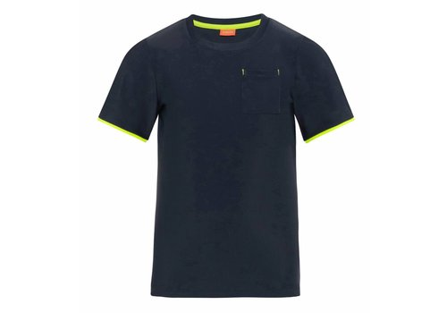 Sunuva Sunuva UV T-Shirt Rash Navy